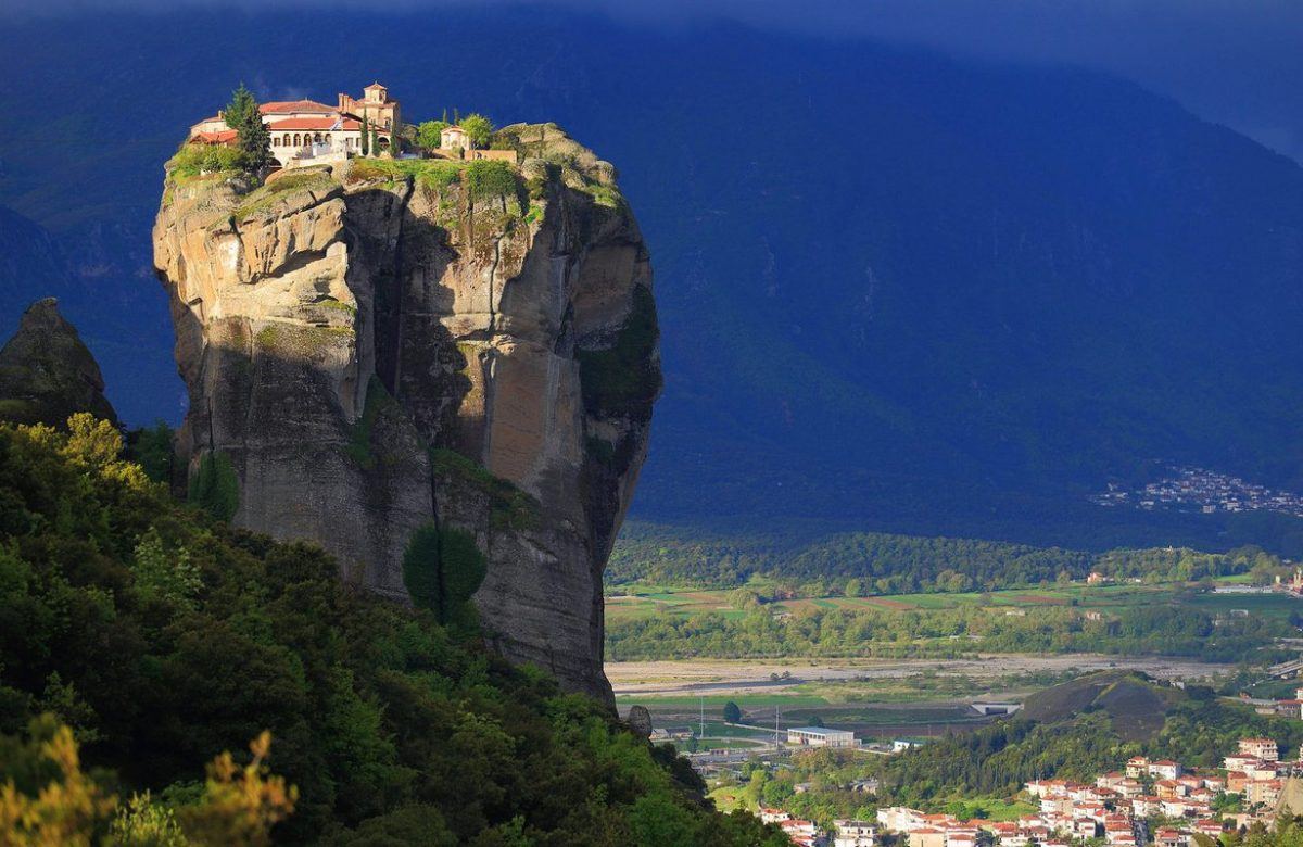 vanakee corfu private tours meteora