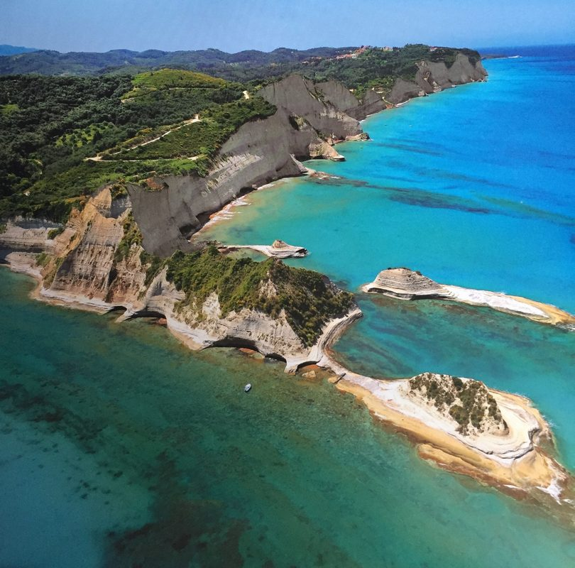 vanakee corfu private tours peroulade