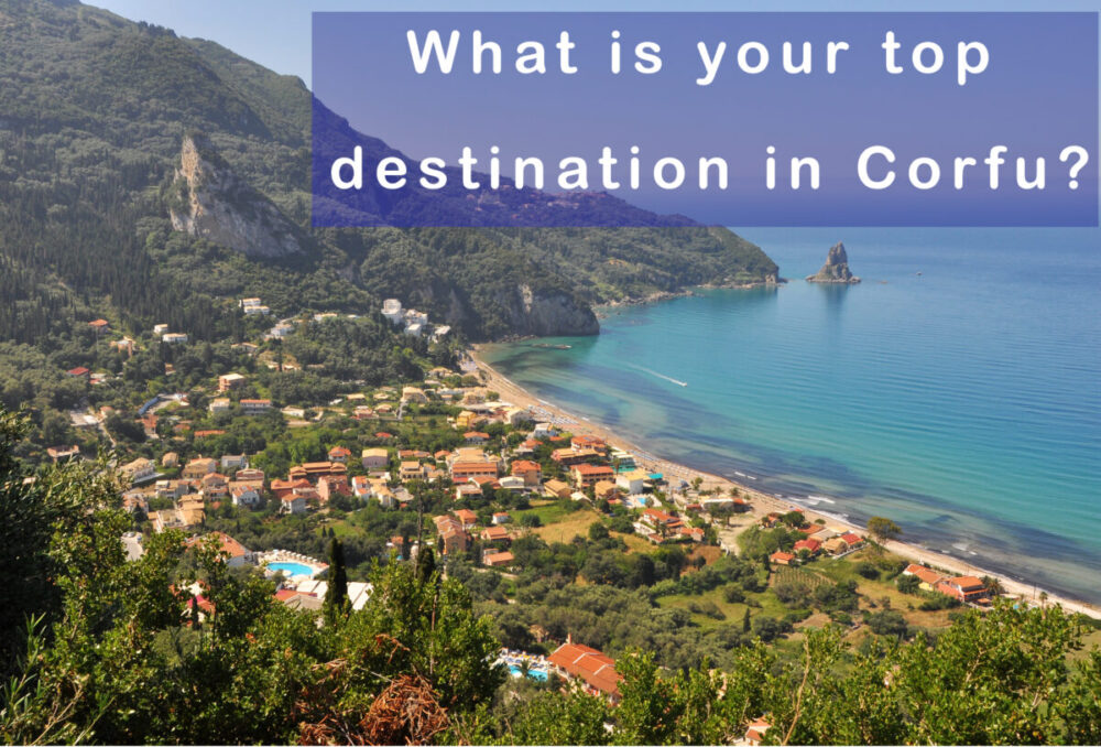 best corfu destination
