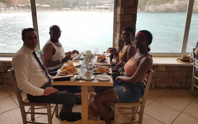 corfu family tour